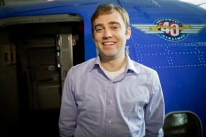 Brooks Thomas, social business advisor, Southwest Airlines