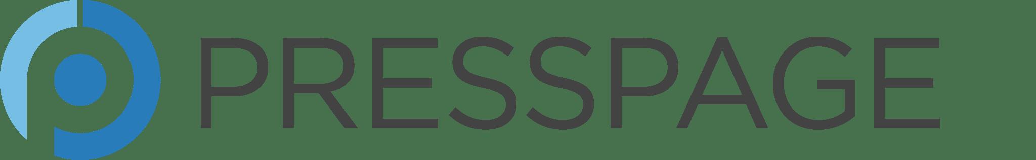 PressPage Logo
