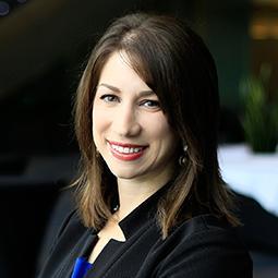 Kimberly Jaindl, Lockheed Martin