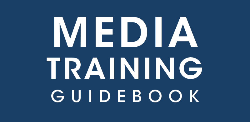 Media Training Guidebook