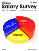 PR Salary Survey Report 2016