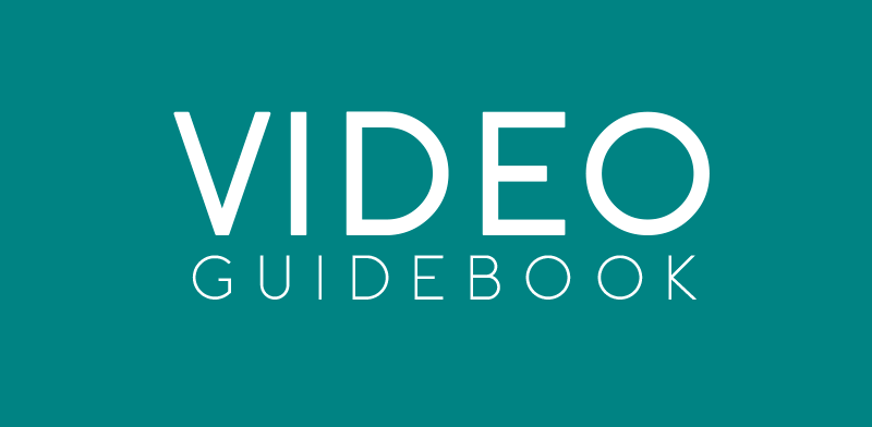 Video Guidebook