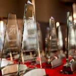 PR News awards crystals