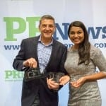 Honoring the Diversity & Inclusion, Rising PR Stars, Top Places to Work and PR People award programs.