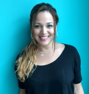 Microsoft Americas, senior social media and communities lead, Miri Rodriguez