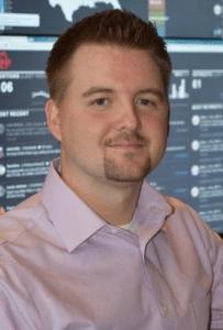 Arby's director of social media Josh Martin