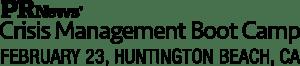 29033 Crisis Management Boot Camp_wDate logo