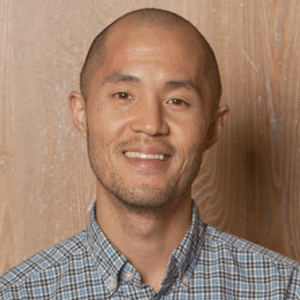 TOMS, senior manager of social customer engagement, James Chong