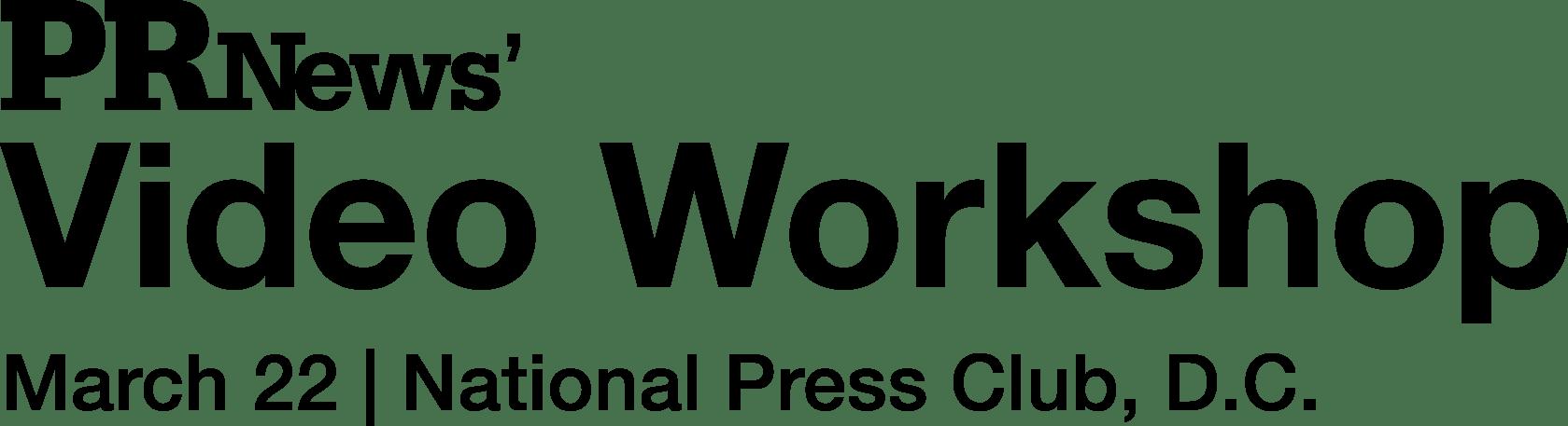 29345_PRN Video Workshop 2017 Logo_Horiz_wDates