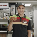 burger king, whopper, ok google
