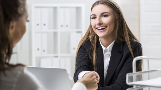 tips for acing a job interview