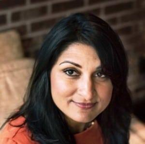 SAP head of global influencer marketing Amisha Gandhi