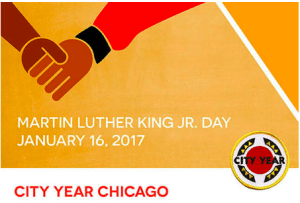 City Year Chicago: MLK Day of Service 2017