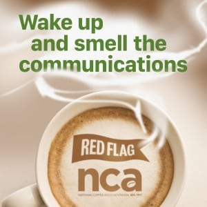 Wake up and smell the communications