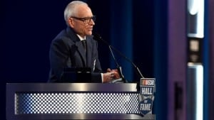 Mark Martin NASCAR Hall of Fame Speech