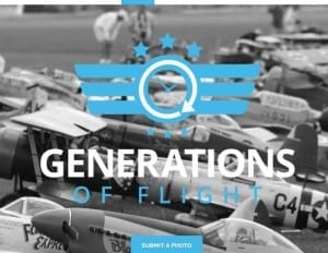Generations of Flight Campaign