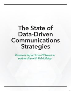 The State of Data-Driven Communications Strategies