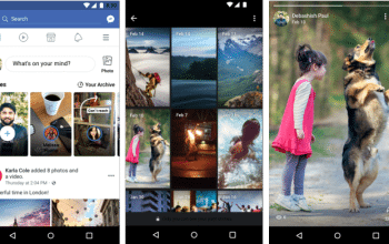 facebook stories new archive feature 2018
