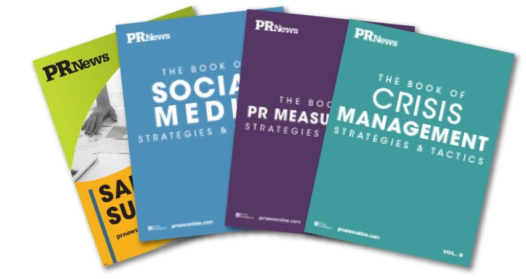 PR News Issues and Books