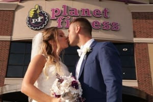 Love at First Lift: A Dream Wedding