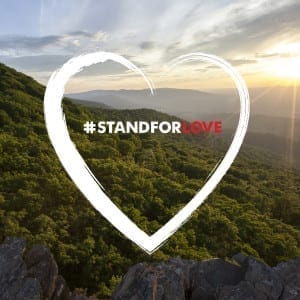Stand for LOVE - Re-positioning Virginia after the Crisis in Charlottesville