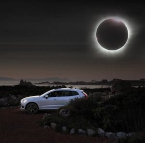 """Racing the Sun"" with the New 2018 Volvo XC60"