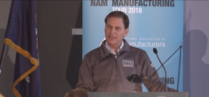 2018 State of Manufacturing Address by Jay Timmons