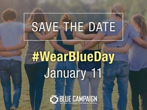 #WearBlueDay