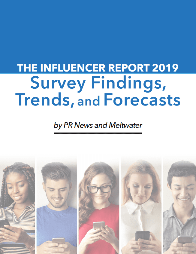 The Influencer Report: Survey Findings, Trends, and Forecasts