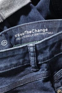 The world's most sustainable T-shirt and Jeans