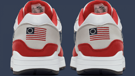vertical solo tomar  Why Nike Removed a Flag From Its Shoe on Kaepernick's Advice
