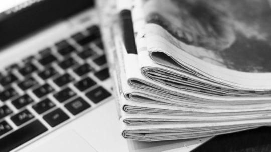 printed news