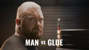 BCW Global Man Vs. Glue