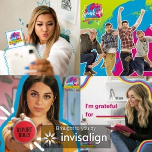 GOLD PR  Invisalign 'Made to Move' Teen Influencer Campaign, The Next Chapter