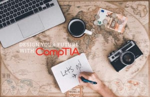 CompTIA Career Change Microsite