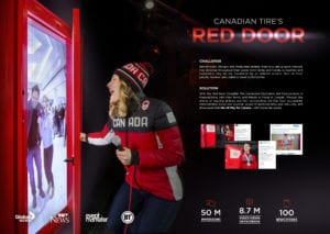 Canadian Tire Red Door