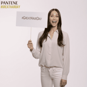 Pantene transforms every #BadHairDay into a #GreatHairDay with the 14 Day Challenge
