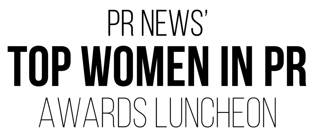 Top Women in PR Awards 2019