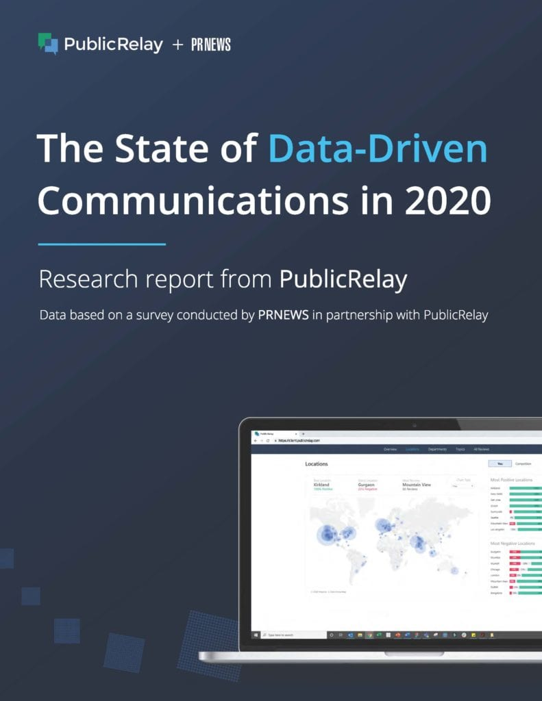 The State of Data-Driven Communications in 2020