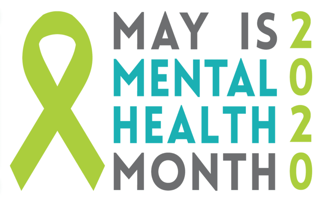 Mental Health Month Messaging Goals Come To Covid Forefront