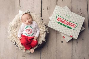 Krispy Kreme Leaps to National Delivery