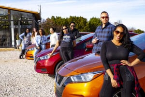 Nissan Versa 2020: The Hill Country Experience