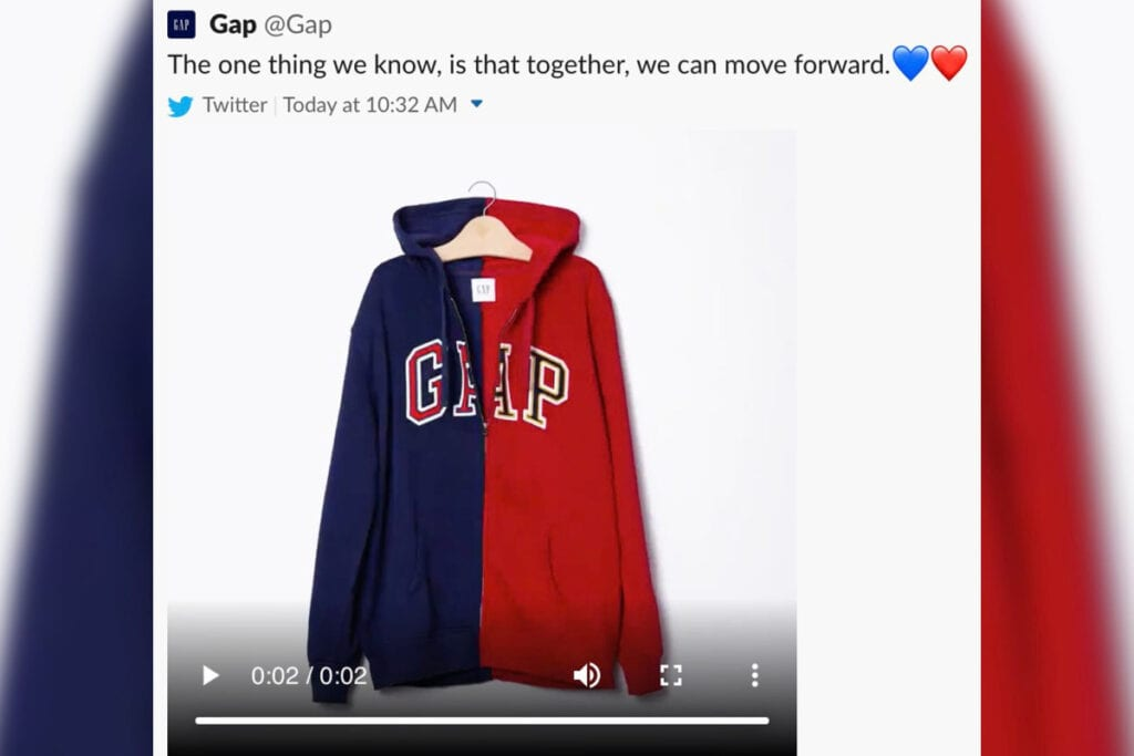 The Gap Unity Sweatshirt