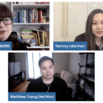 group talks about inclusion in marketing on LinkedIn Live
