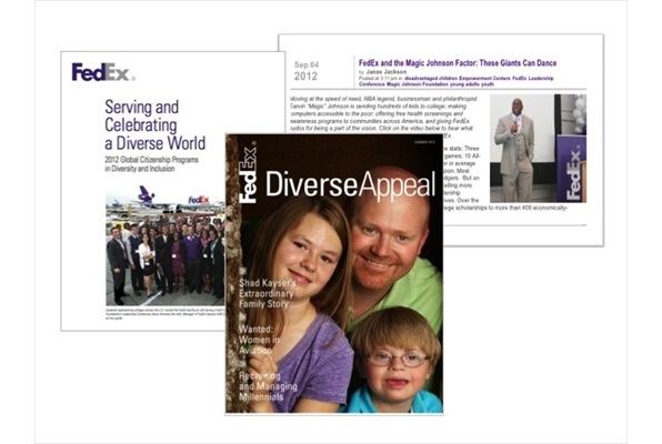 Diversity Communications- FedEx