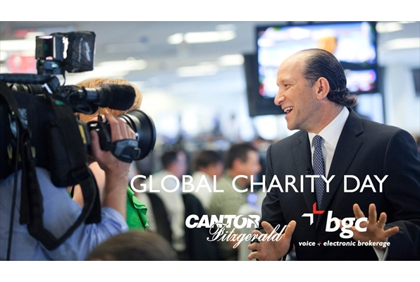 Philanthropy Communications- Cantor Fitzgerald BGC