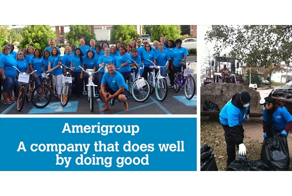 Volunteer Program- Amerigroup