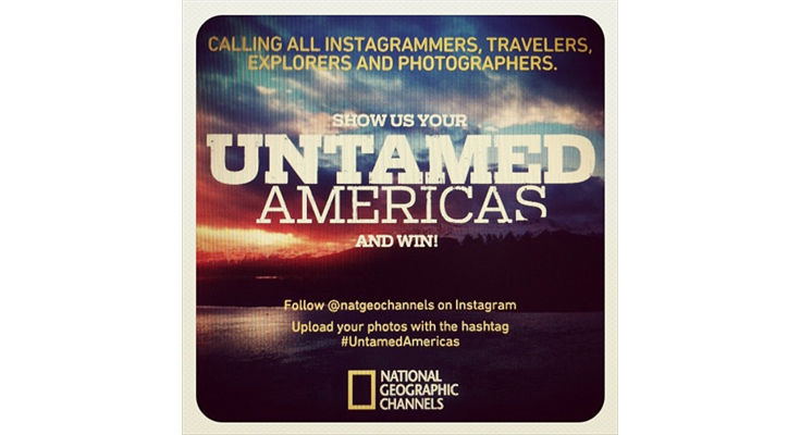Instagram: Best Contest: National Geographic Channel - The Untamed Americas Photo Contest