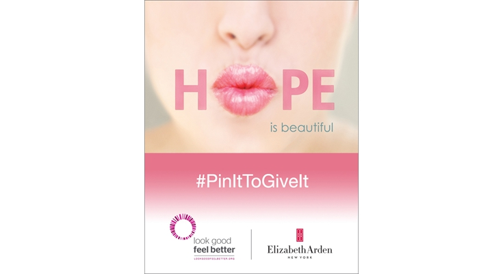 Pinterest: Elizabeth Arden - Revolutionizing Social Good: #PinItToGiveIt with Elizabeth Arden
