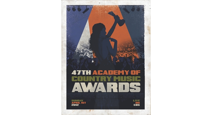 Twitter: PR Campaign: Academy of Country Music - 2012 ACM Awards